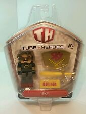 Tube Heroes SKY and Butter knife Jazware games Mine craft