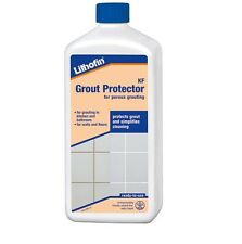 Lithofin KF Grout Protector 500ml protects grout
