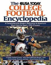 THE USA TODAY COLLEGE FOOTBALL ENCYCLOPEDIA - NEW PAPERBACK BOOK