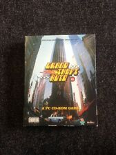 PC GAME - GRAND THEFT AUTO - BIG BOX - BARGAIN - RARE