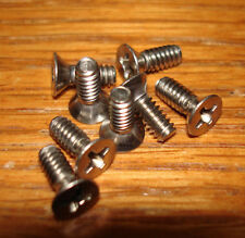 MXR Guitar Effects Pedal Screws Qty.8 Stainless Steel