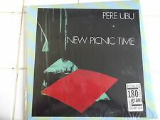 POST PUNK PERE UBU NEW PICNIC TIME EXPERIMENTAL