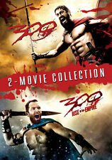 300 / 300: Rise of an Empire (DVD,2016)