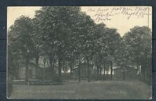 Gruss vom Truppenübungsplatz Friedrichsfeld Offiziers-Park