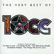 10cc : THE VERY BEST OF -   CD New Factory Sealed