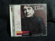 "CD ""SERGE LAMA - SELECTION TALENTS"" best of"