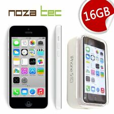 Apple iphone 5C 16GB (Unlocked) Smartphone White -12 Months Warranty