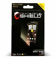 Zagg InvisibleShield for HTC Evo 4G Screen Protector