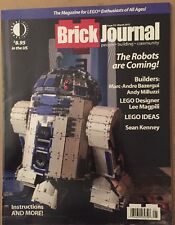 Brick Journal Robots Are Coming Lego Designer Ideas March 2015 FREE SHIPPING!