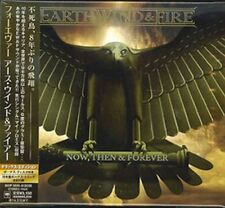 Sealed! MAURICE WHITE-E,W&F Now, Then &Forever JAPAN 2CD w/Obi+Bonus SICP-3535~6