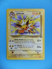 JOLTEON Pokemon Trading Card Collectable Official PCG TCG P4
