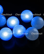 24 LED Blue Mini Berries Lights Waterproof Floating Ball Party Wedding Decorate
