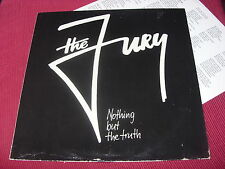 The Jury:   Nothing But The Truth  EX+  Netherlands   LP
