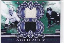 GETZLAF PERRY 2010-11 UD ARTIFACTS TANDEMS JERSEY #06/35 DUCKS !