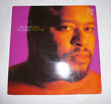 "LARRY McCRAY  *  ME  and  MY  BABY  *  (1990)  3 TRACK  12"" BLUES  SINGLE *  EXC"