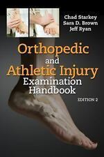 Orthopedic and Athletic Injury Examination Handbook 2 edition Starkey Brown Ryan