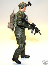 1:18 BBI Elite Force US Special Forces Navy SEAL Delta Figure Soldier 3 3/4""