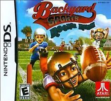 Backyard Sports Rookie Rush w/MANUAL MINT Nintendo DS *SHIPS NEXT DAY*