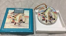 Disney World Animated Classics Pinocchio Ornament  Beautiful Collectible In Box