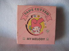 Sanrio MY MELODY TAPE CUTTER NOS VINTAGE COLLECTIBLE 1976