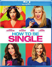 How to be Single [ Blu-ray + Digital HD includes Ultraviolet , No slipcover ]
