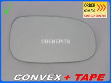 Wing Mirror Glass VOLVO c30 c70  2003-2008  CONVEX + TAPE Right Side #P008 92