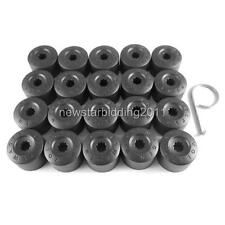 10x Wheel Lug Nut+ Anti-theft Cap Cover Dismantle Tool For Passat Jetta Golf MK5