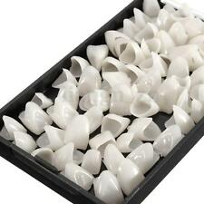 70X Dents Temporaires Couronne Molaires Prothèse Assortiment Dentaire Antérieur