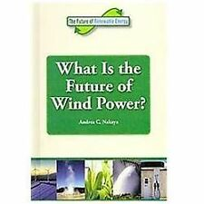 What Is the Future of Wind Power? (Future of Renewable Energy (Referen-ExLibrary