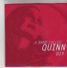 (AQ968) A Band Called Quinn, DIY - DJ CD