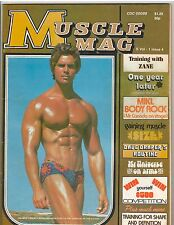 MUSCLEMAG bodybuilding muscle magazine/ERIK HUNTER 11-75
