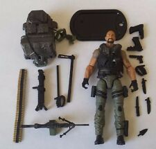 GI JOE RETALIATION Ultimate Roadblock v24 LOOSE Dwayne the Rock Johnson 2013