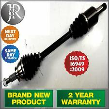 Mercedes Benz Clase A a150-a160-a170-a180-a200 Auto Drive Shaft near/side 2004 >