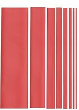 50cm RED Heat shrink tubing,5mm diameter,electrical,car,wiring.2:1 shrink ratio