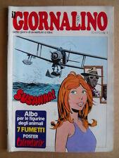 GIORNALINO n°1 1978 con Album Figurine degli Animali  [G555]