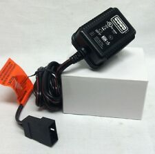 Power Wheels 6V BLUE Battery Charger 00801-0976 Genuine New 1 Year Warranty