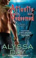 Warriors of Poseidon Series Atlantis Redeemed 5 by Alyssa Day 2010 HARD COVER