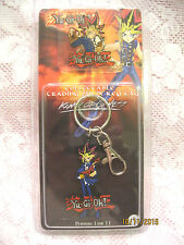 Yu-Gi-Oh! Keychain Pro Specialties 2002 Collectible Trading Pin and Key Tag MIB