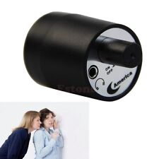 Listening Device Spy Sound Bug Amplifier Hearing Wall Gadget Surveillance New