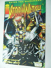1 x estados unidos cómic Stormwatch-nº 4 October-Image-z.1