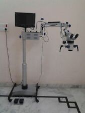 ENT Operating Microscope 5 Step LCD, Camera, Motorized LABGO CV3