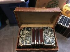 Vintage ELA ELA Chemnitzer,  Diatonic Free Reed Instrument, concertina accordion