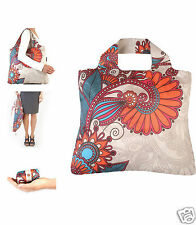 Envirosax Rolling Stone Bag 1 LARGE Beach Shopping Gym WASHABLE Eco Roll or Fold
