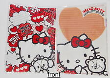 Sanrio Hello Kitty 40th Anniversary Plastic Folder A4 Size #1, 2pcs h#9
