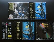 IRON MAIDEN Fear Of The Dark 1992 JAPAN 1ST PRESS BOX w/OBI/STICKER TOCP-7155
