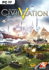 Civilization V 5 PC Full Digital Game Fast Delivery