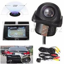 150° Night Vision Car Kit Reversing Rear View Parking Backup Camera for Monitor