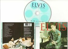 "ELVIS PRESLEY CD ""THE HOME RECORDINGS"" 1999 EU BMG MONA LISA WHAT NOW MY LOVE +"