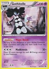 GOTHITELLE 72/113 - LEGENDARY TREASURES POKEMON HOLO CARD