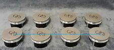 Chevy 6.0/6.0L LS2+Vortec Silvolite Hypereutectic Pistons 2005-11 VIN H+2 // STD